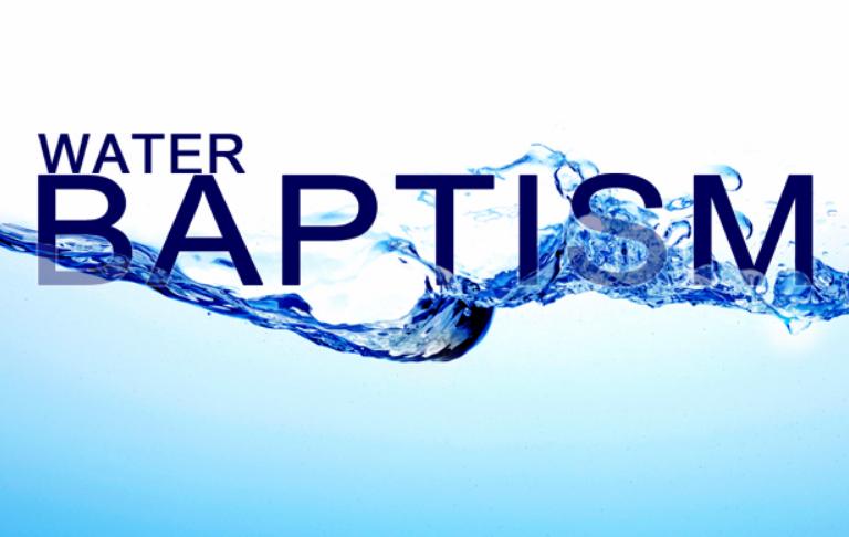 water.baptism